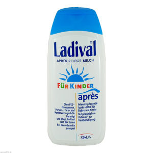 Ladival für Kinder Apres Lotion